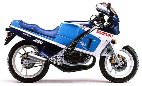 Suzuki Cz 250 Suzuki Rg 250