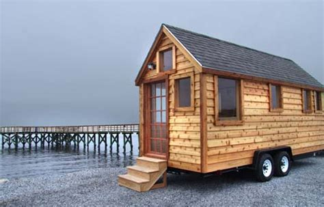 portable home small portable house to go small houses travel trailers