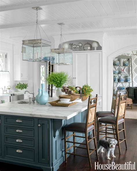 house beautiful ocean inspired kitchen urban grace ideas for your kitchen in 2015 home decor ideas