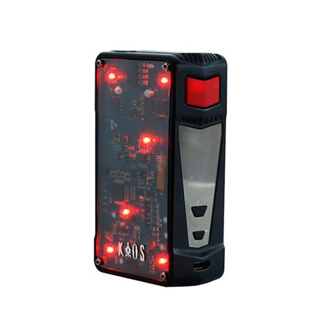 Kaos Vaping Underground The sigelei kaos z 200w tc box mod 46 9 free shipping