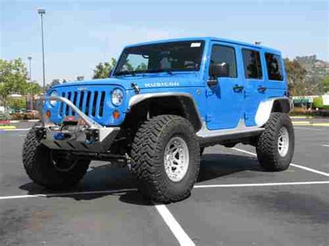 2012 Jeep Wrangler 4 Door For Sale Sell Used 2012 Jeep Wrangler Unlimited Rubicon Sport