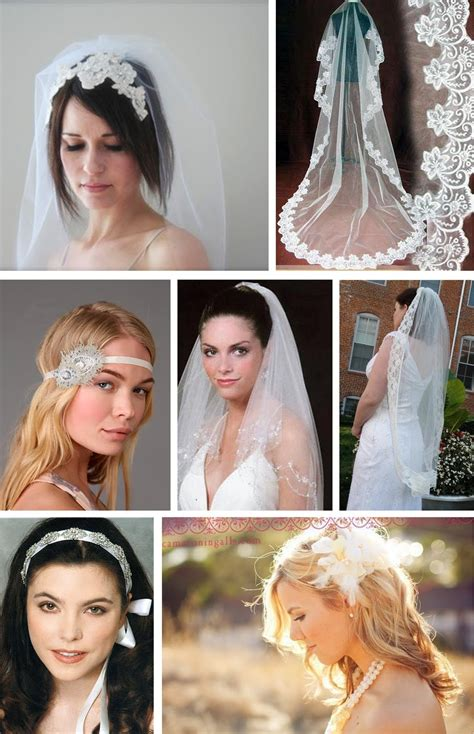 Wedding Hair Accessories Article by The Artful Wedding