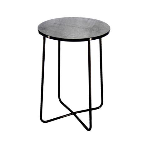 black metal patio table patio side table metal crosley metal retro patio side