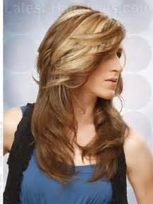 layered shaggy hair pictures long shaggy layered haircuts