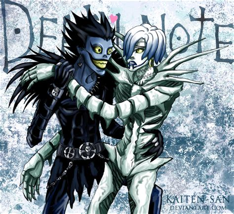 ps3 themes 187 death note fin death note ryuk and rem by kaiten san on deviantart