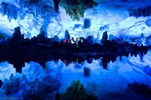 Reed Flute Cave China by Reed Flute Caves