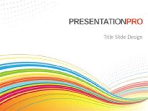 design slide powerpoint 2010 abstract color flow powerpoint template background in