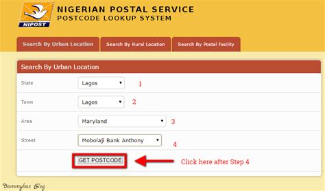 aliexpress zip code nigerian postal zip codes for all states and cities