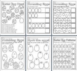 free ks1 easter egg maths resources