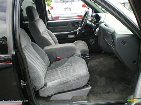 2000 Chevy S10 Interior by 2000 Chevrolet S10 Ls Extended Cab Interior Photos