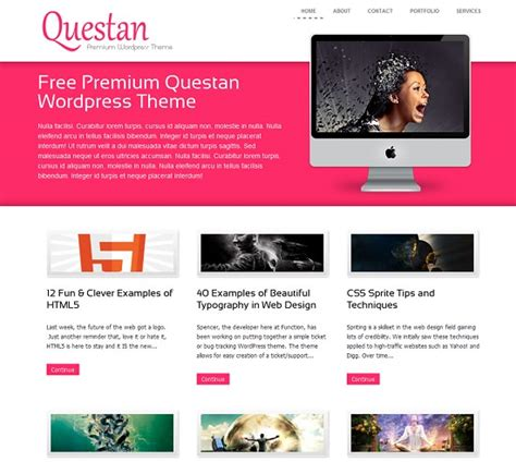32 free wordpress themes for effective content marketing 32 free wordpress themes for effective content marketing