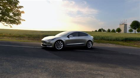 tesla model 3 high res bilder update 07 04 16 tesla