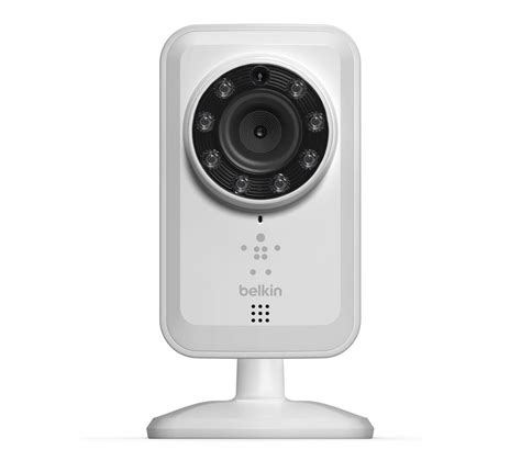 house camera buy belkin f7d7601uk wireless home security camera free delivery currys