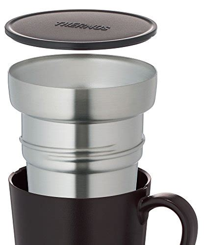 Diskon Mug Stainless With Lid 11cm Gelas Stainless 11 Cm Dengan Tutup thermos heat retention mug cup 350ml espresso jdc 351 esp thermos and water bottles