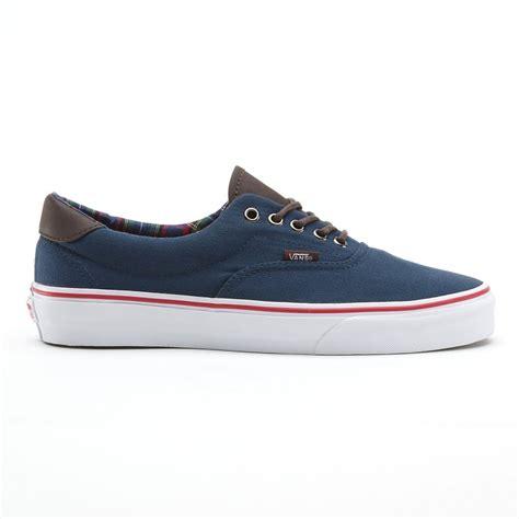 vans u era 59 hl skate shoes in dress blues vans from