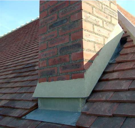 abergement de cheminee emergence en toiture attila