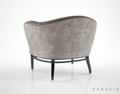 Donghia Club Chair by Donghia Club Chair 3d Model Max Cgtrader