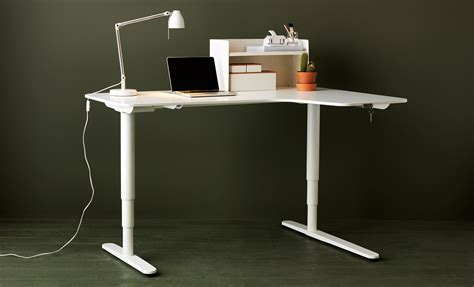 ikea bekant corner desk the best desk from ikea s 2016 catalogue lifehacker