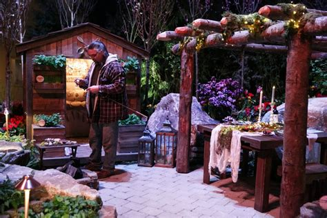 Flower Garden Show Seattle Is In The Air At Northwest Flower Garden Show The Seattle Times