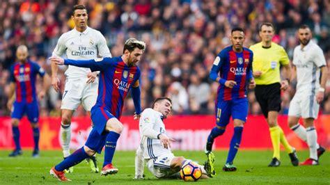 imagenes real madrid vs barcelona 2017 el cl 225 sico real madrid barcelona tv online y d 243 nde ver