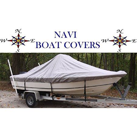 18 center console boat covers navi gray center console boat cover for 18 5 19 5 boat