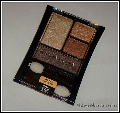 Review Pixy Eyeshadow Bronze Delight product review maybelline expertwear eyeshadow sunlit bronze makeup moment