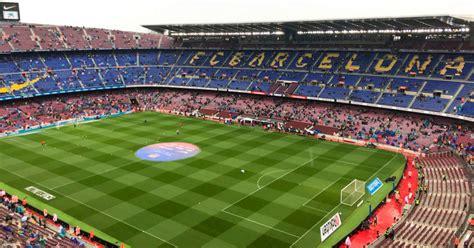 entradas para el c nou entradas y tour c nou experience en barcelona