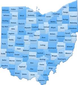 county map interactive office of the ohio treasurer