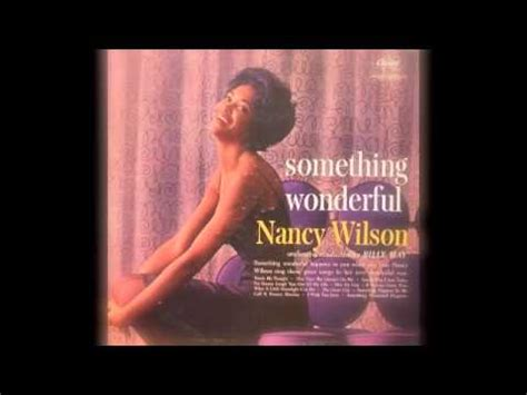 Wish Records Nancy Wilson I Wish You Capitol Records 1960 Linkis