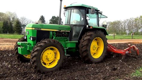 Jd S Or Mba S Make More Are Happier by Deere 3050 Met Evers Cultivator