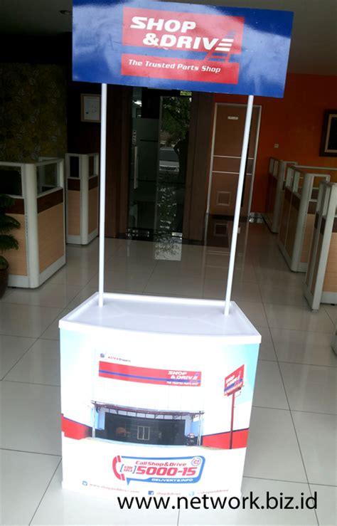 Meja Event event desk meja promosi astra otoparts tbk network biz id