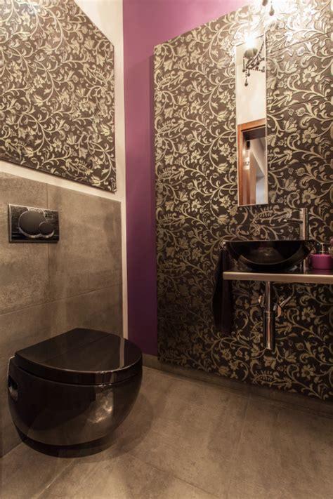 wc tegels behangen durf jij je badkamer te behangen design for delight