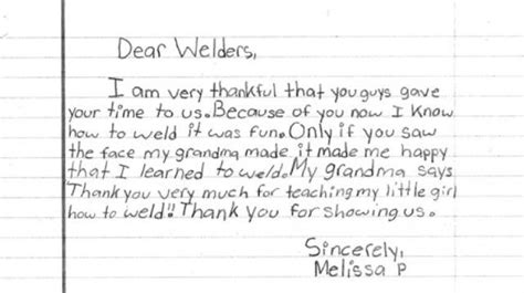 thank you letter to 4th grade thank you letter to 4th grade best free home