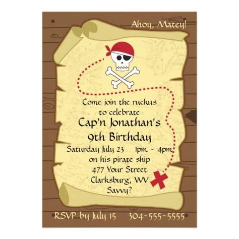 treasure map invitation template 20 best images about treasure map invitation template on