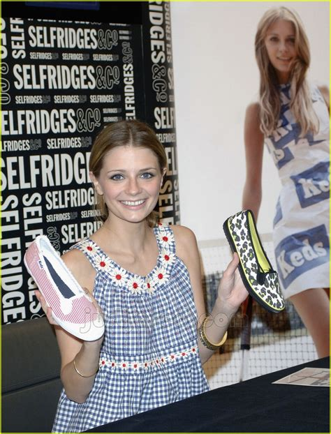 Mischa Takes A From The Keds Promotion by Keds Mischa Barton