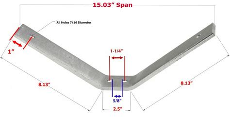 pontoon boat trailer measurements will ce smith bolster brackets for pontoon boat trailers