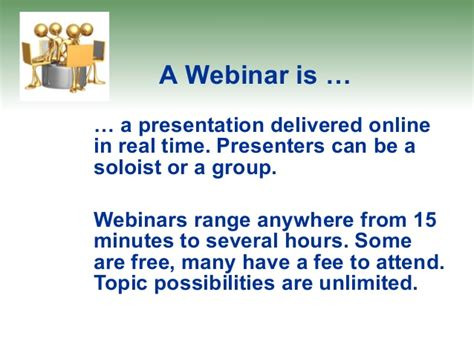 How To Make Money With Online Webinars - how to make money with webinars