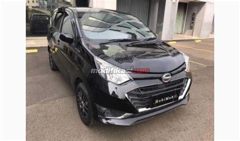 Daihatsu Sigra 1 2 A T X Deluxe Mobil Otr Semarang 36 2016 daihatsu sigra x deluxe hitam a t km 10 000