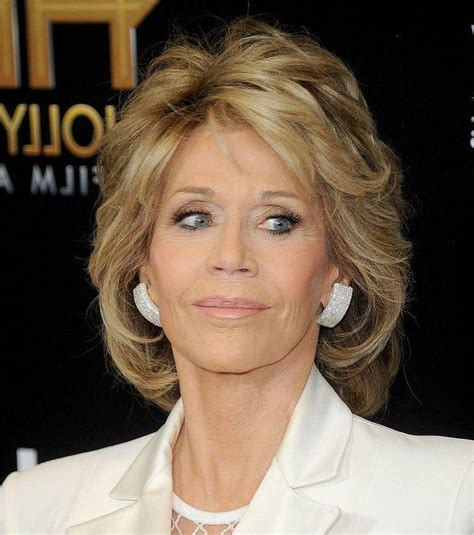 short off face hairstyles jane fonda short haircut the best haircut 2017