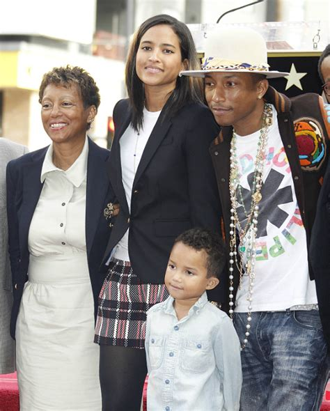 pharrell williams wife and kids pharrell williams wife helen son rocket man and pharells