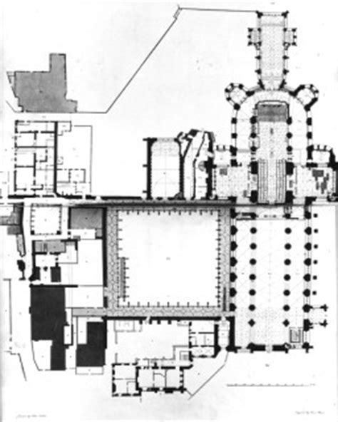 House Plans With A View a amp a plans drawings gloucester cathedral