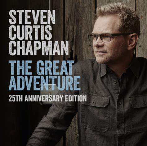 doesn t frighten me 25th anniversary edition books jfh news steven curtis chapman releases 25th anniversary