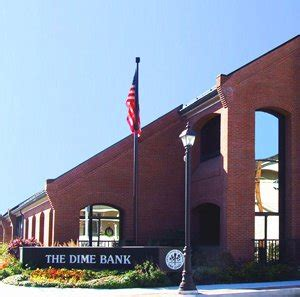 The Dime Bank Banks Credit Unions 820 Church St