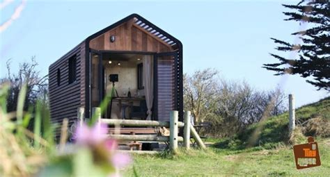 tiny house facts wooden beauty the huttopie from french tiny house