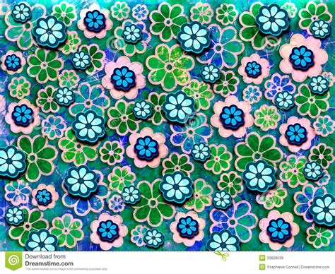 z pattern graphic design 60 s flower pattern royalty free stock images image