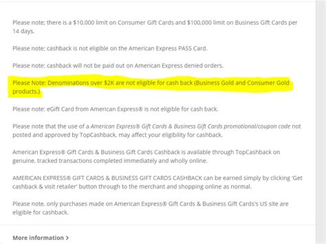 American Express Gift Card Denominations - oren s money saver 3 000 american express gift cards no longer eligible for cashback