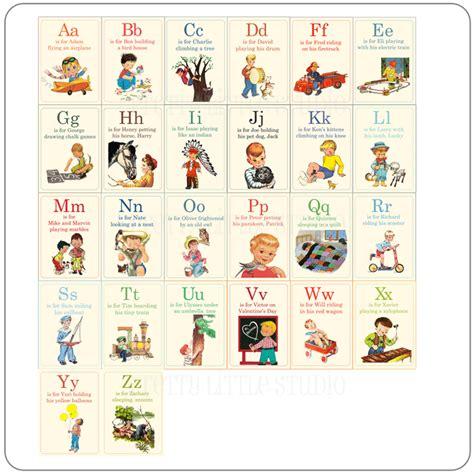 printable vintage alphabet flash cards vintage flash cards upper lowercase letters v i n
