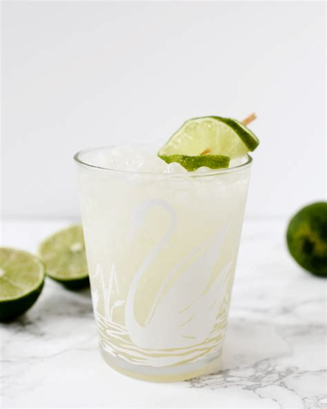 Happy Hour Partida Tequilas Agave Margarita by A Classic Margarita