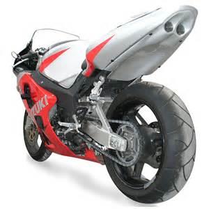 2001 Suzuki Gsxr 750 Parts Gsx R 600 750 Undertail 2002 03 Bodies Racing