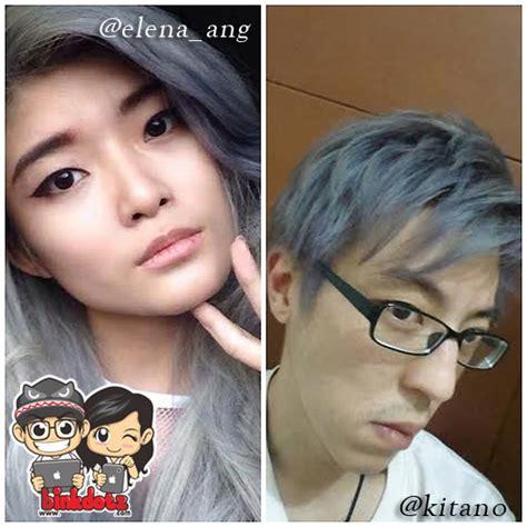Semir Rambut Miranda Hair Color get your grey colors from manic panic